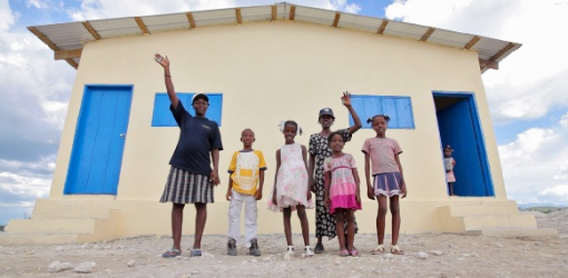 Build a Home for a Family